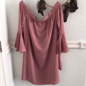 """Speechless """"off the shoulder dress"""" Size M ~NWT!!"""